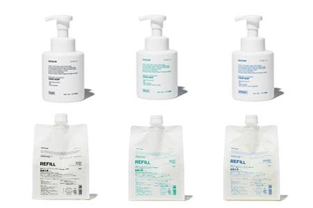 [成分] 水、オーガニックココナッツ油、水酸化カリウム