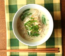 生こんにゃく麺のヘルシーレシピ